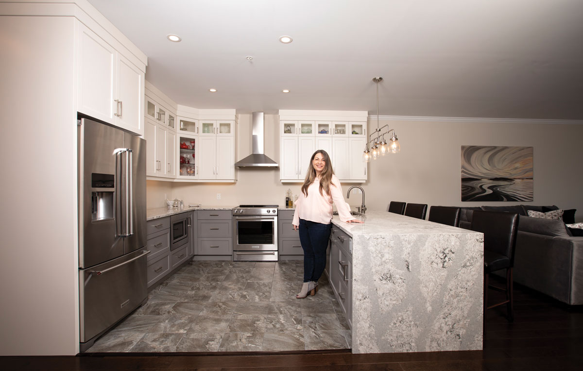 Lisa Weber - Chervin Kitchen & Bath - Dockside Magazine