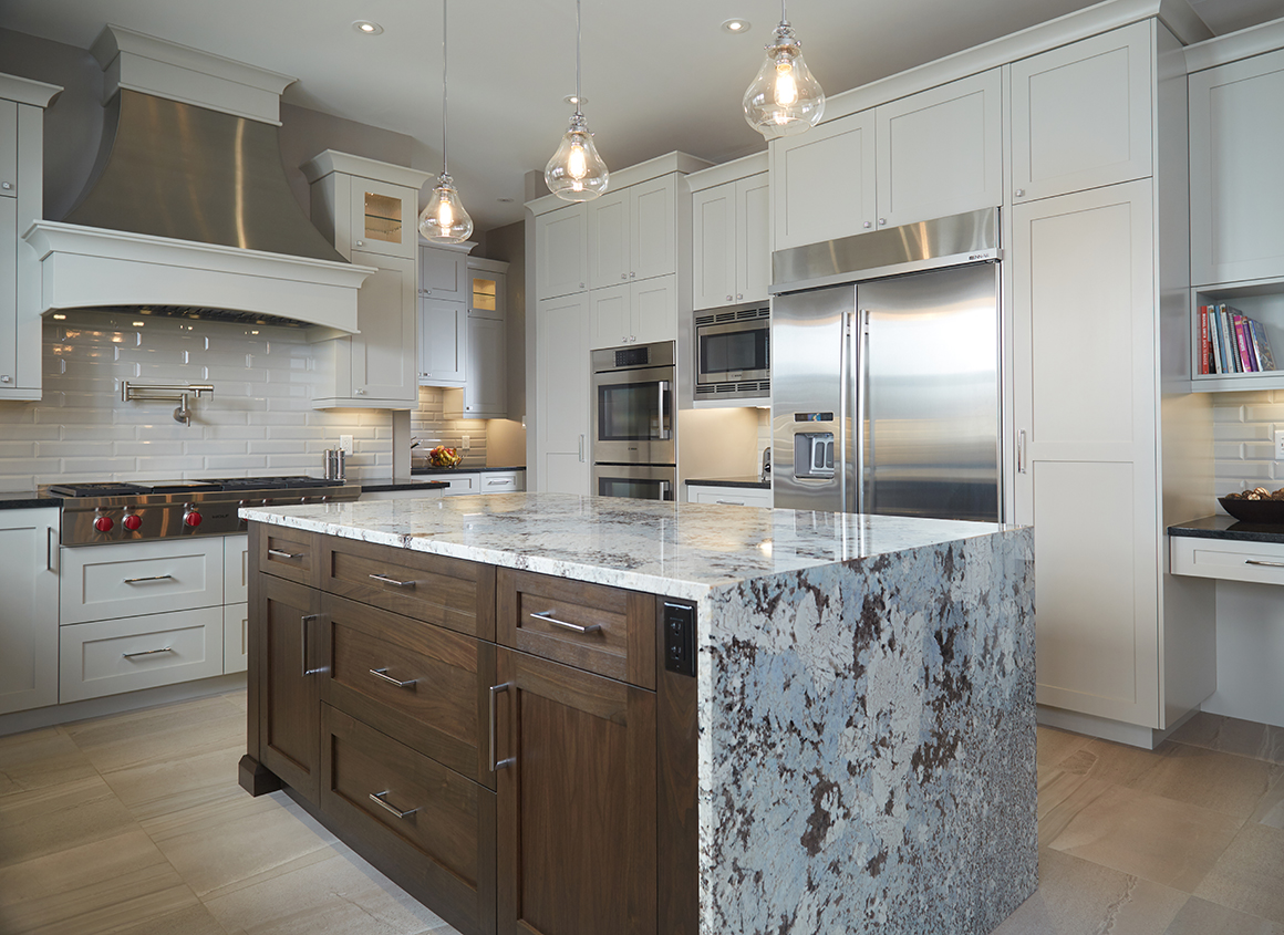 Our Top Countertop Materials - Granite | Chervin Kitchen & Bath