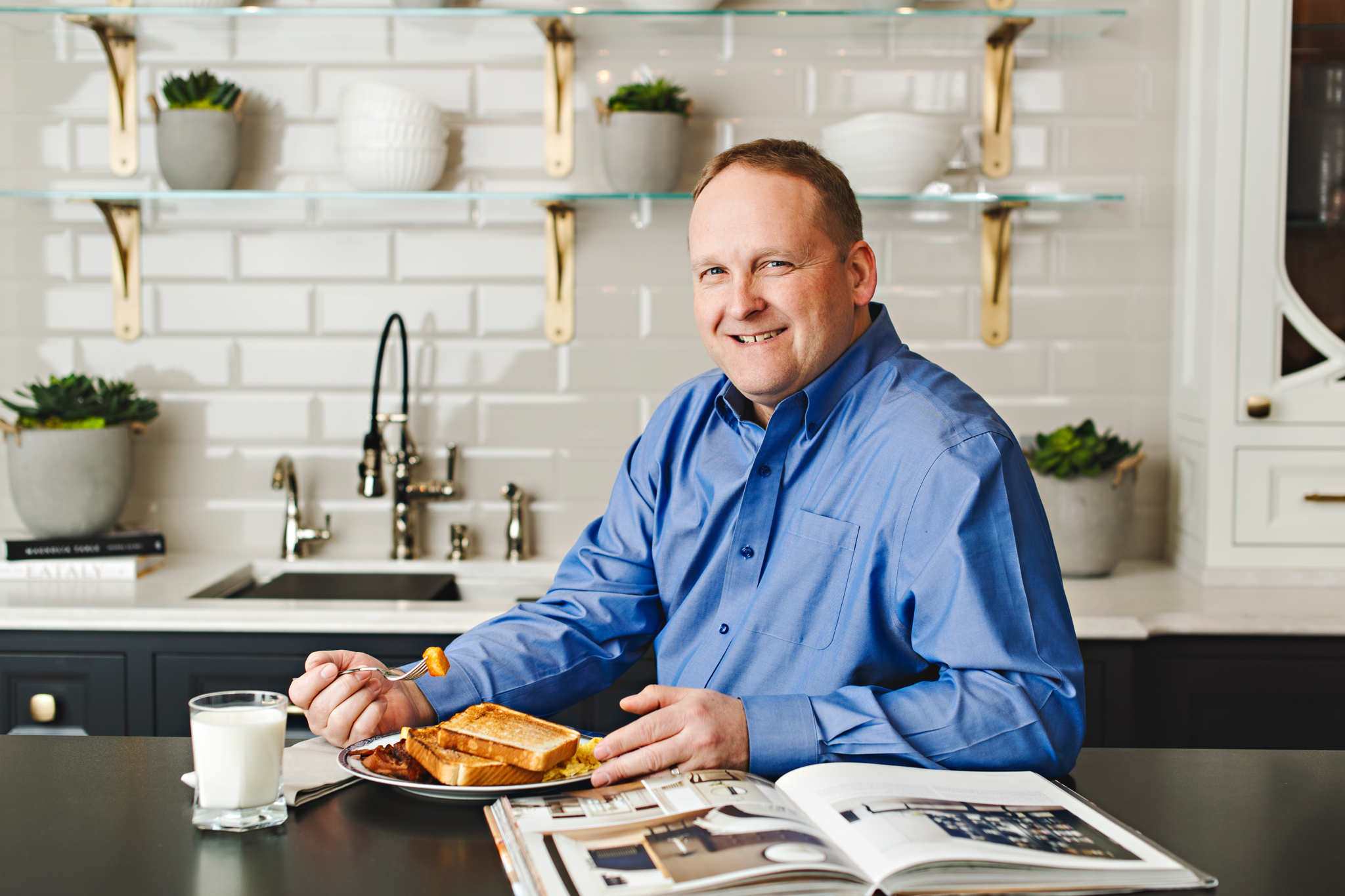 Paul Martin | Production Innovation Manager | Chervin Kitchen & Bath