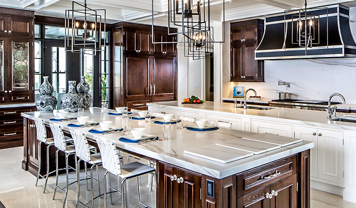 Function-First Kitchen Islands | Chervin Kitchen & Bath