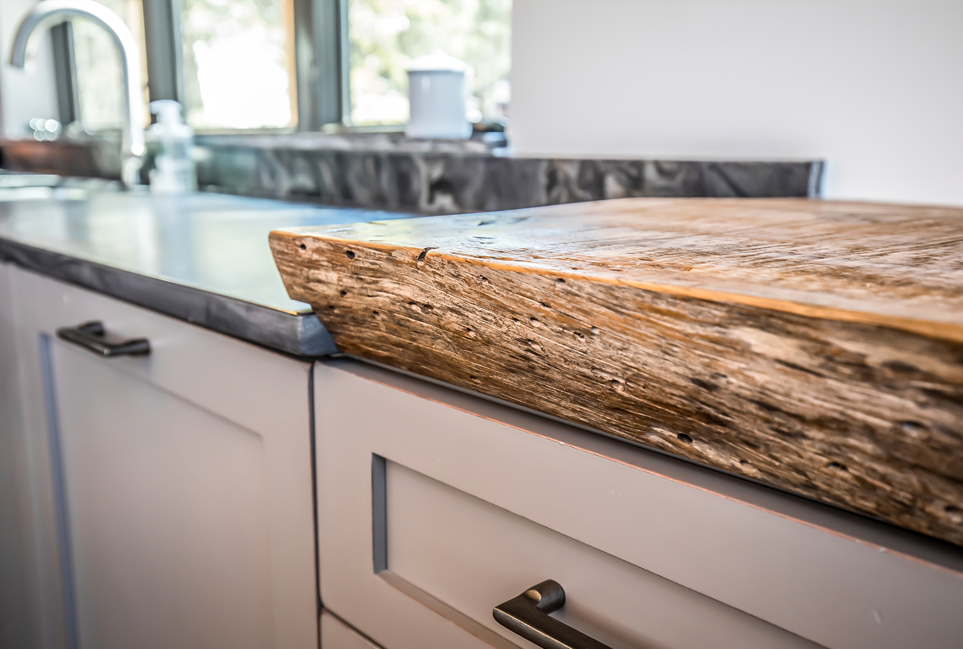 Our Top Countertop Materials - Wood | Chervin Kitchen & Bath