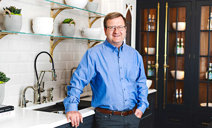 Marvin Bauman | Vice President of Sales | Chervin Kitchen & Bath in Waterloo, Ontario