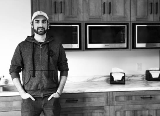 Justin, Hotel Furniture Engineer | Artco | Chervin Kitchen & Bath | Kitchener Waterloo Custom Cabinetry